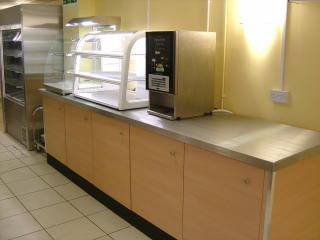 Foodservice Counter