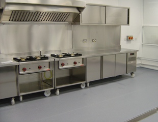 New build catering facility