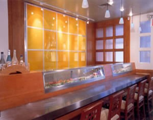 Foodservice bar
