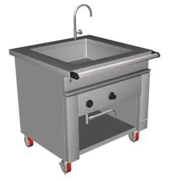 Falcon Chieftain E1036IL Bain Marie
