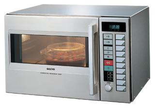 Sanyo Emc2001 Commercial Microwave Oven