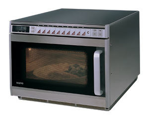 Sanyo EMC1400 Commercial Microwave Oven