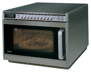 Sanyo EMC1900 Commercial Microwave Oven