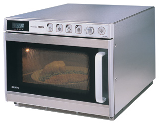 Sanyo EMC1900M Commercial Microwave Oven
