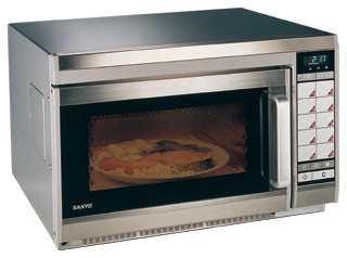 Sanyo EMC1850 Commercial Microwave Oven