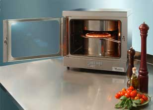 Whirlpool AGS 646/WP Electric SmartCook Pizza Oven