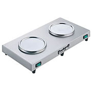 Lincat LCP2 Double Coffee Hot Plate