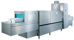 Meiko B-Tronic Belt Conveyor Dishwashing Machines
