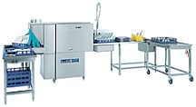 Meiko K160 Compact Automatic Basket Conveyor Dishwasher