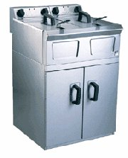 Falcon Pro-Lite LD48 Twin Pan Fryer