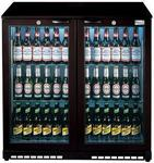 LEC BC9004K Back Bar Bottle Cooler