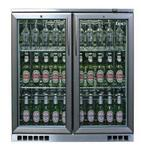 LEC BC9004S Back Bar Bottle Cooler